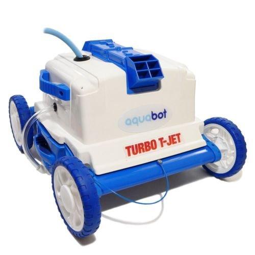 Aquabot ABTTJET Turbo T Jet Robotic In-Ground Pool Cleaner by Aquabot