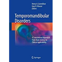 Temporomandibular Disorders: A Translational Approach From Basic Science to Clinical Applicability