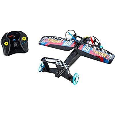 Hot Wheels Sky Shock RC (Race Design): Toys & Games