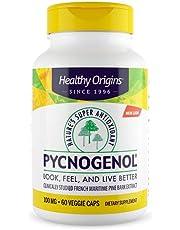 Healthy Origins, Pycnogenol, 100mg, 60 Veg. Caps