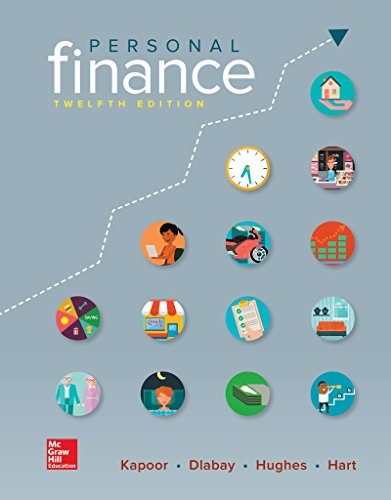 Loose Leaf for Personal Finance by McGraw-Hill Education
