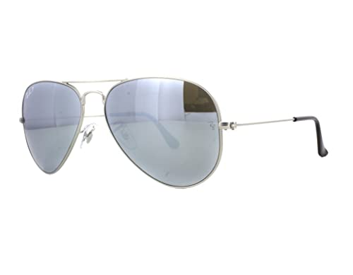 Amazon.com: Ray Ban anteojos de sol RB3025 Large Metal ...