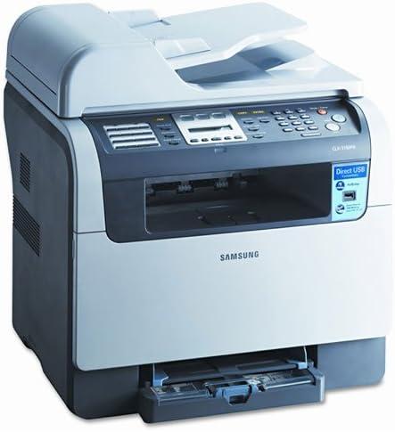 Samsung CLX-3160FN Multifuncional - Impresora multifunción (Laser ...