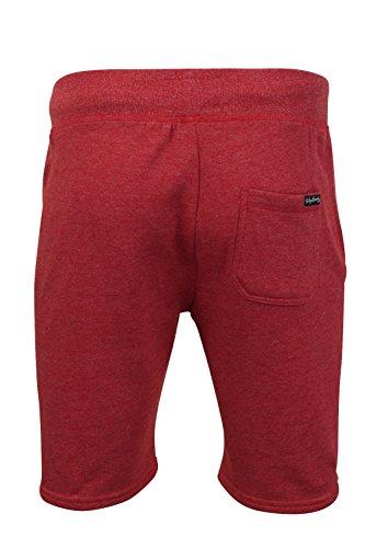 Jogging Uomo Jogger Red Pantaloni Pantaloncini Laundry Palestra Sport Tokyo Beaverton Marl Sportivi xq160