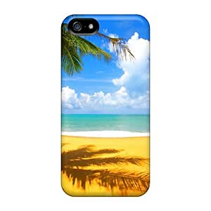 Durable Beach Nature Back Case/cover For Iphone 5/5s
