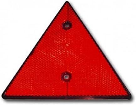 Proplast Rückstrahler Dreieck Rot Auto
