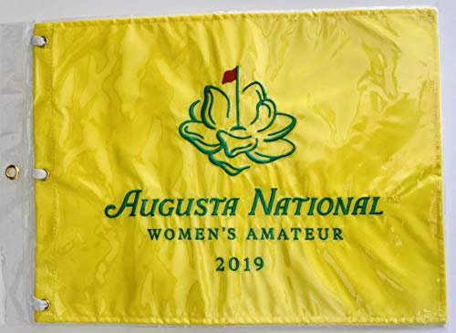 (2019 Masters Womens Amateur golf Flag augusta national pga new)