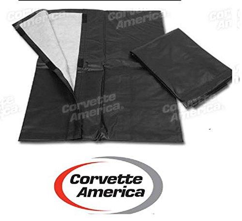 1968 - 1982 Corvette C3 T-Top Storage Bags (Pair) By Corvette America Corvette Top