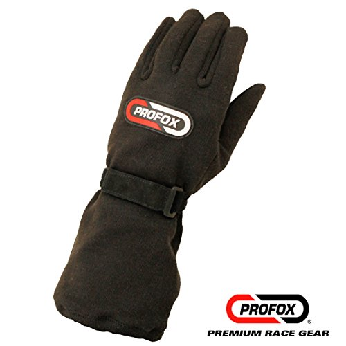 PROFOX X-Large Fire Resistant Nomex Auto Racing Gloves SFI 3.3/5