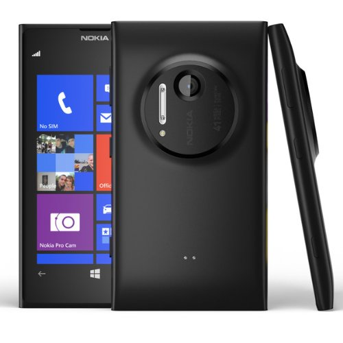 Nokia Lumia 1020 RM-875 GSM Unlocked 32GB 4G LTE Windows Smartphone - Black