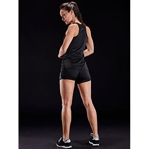 28c52454848092 Neleus Women s 3 Pack Dry Fit Workout Compression Long Tank Top ...