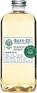 product image for Barr Co Honey Mint Liquid Soap Refill - 16 ounces