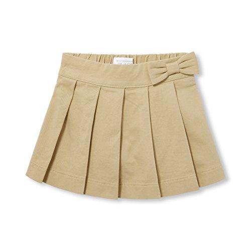 Price comparison product image The Children's Place Toddler Girls' Uniform Skort, Sandy, 3T