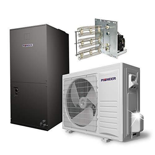 Pioneer 24,000 Btu 18 Seer Ducted Central Split Air Conditioner Heat Pump System