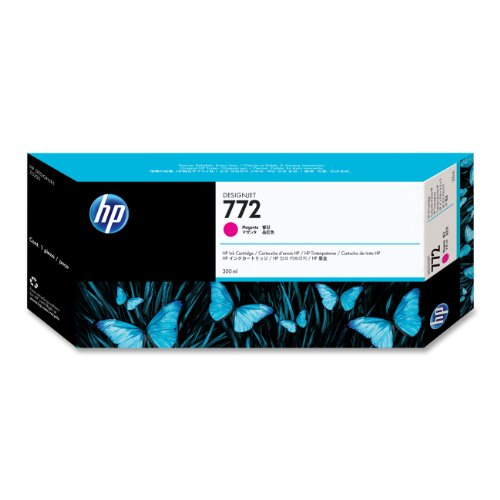 HP 772 (CN629A) Magenta Original Designjet Ink Cartridge by HP