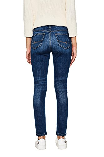 blue Edc Skinny 902 Blu Medium Donna By Jeans Esprit Wash qPYZP