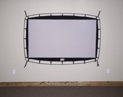 92-Inch Camp Chef OS92 Outdoor Entertainment Gear Indoor//Outdoor Movie Theater Screen