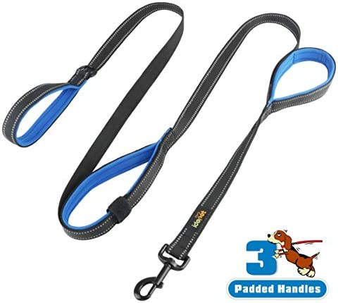 Idepet Leash Handles Traffic Padded