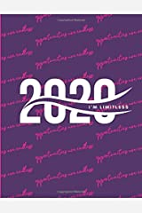 Opportunities Are Endless 2020 Journal Paperback