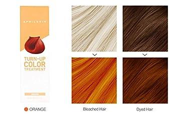 Amazon Com April Skin Turn Up Color Treatment 60ml Self Hair