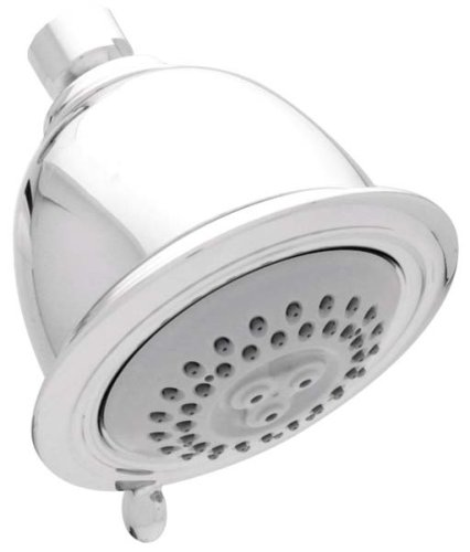 Hansgrohe 06126000 Tango C Croma 75 Shower Head, Polished - Hansgrohe Faucet Shower Retroaktiv