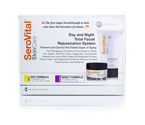 Serovital Day and Night Total Facial Rejuvenation System