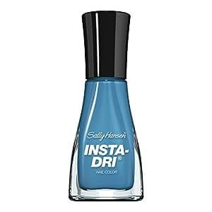 Sally Hansen Insta-Dri Nail Color: Brisk Blue #430