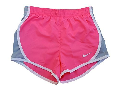 Nike Little Girls' Tempo Shorts (3T, Hyper Pink) by NIKE (Image #1)