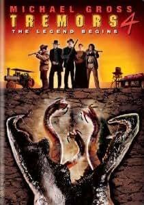Tremors 4 - The Legend Begins [VHS]