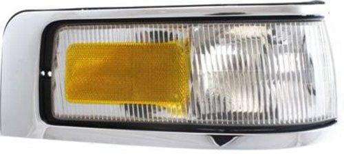 CPP Passenger Side DOT/SAE Corner Light for 95-97 Lincoln Town Car FO2551132 4333259281