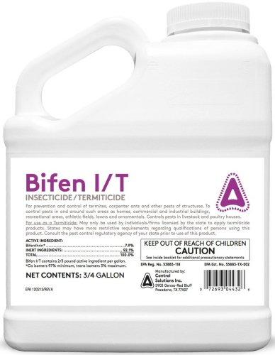 3/4 gal Bifen IT Generic talstar Pro / One 7 9% Bifenthrin Multi Use Pest  Control Insecticide   96 ounce jug