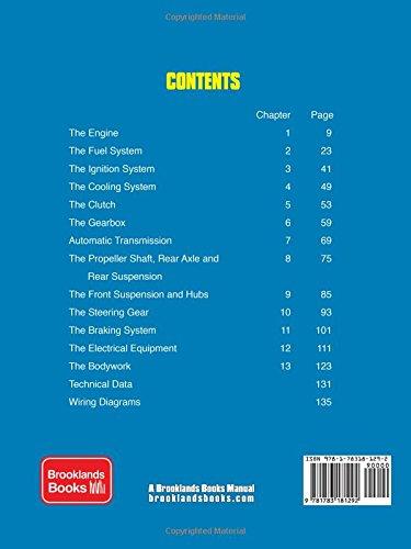 OPEL ASCONA OPEL MANTA OWNERS WORKSHOP MANUAL 1970-1975: Brooklands Books Ltd: 9781783181292: Amazon.com: Books