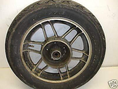 Honda #8112 CB650 CB 650 Rear Mag Wheel & Tire
