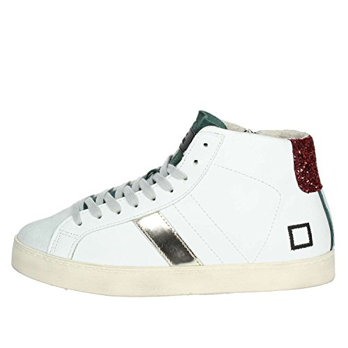 Donna Bianco Sneakers 31i High t Alta e a Hill D xwfgv4qp