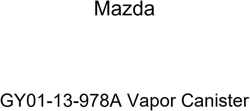 Mazda GY01-13-978A Vapor Canister