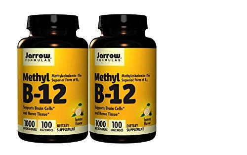 Jarrow Formulas Methyl Flavor Lozenges