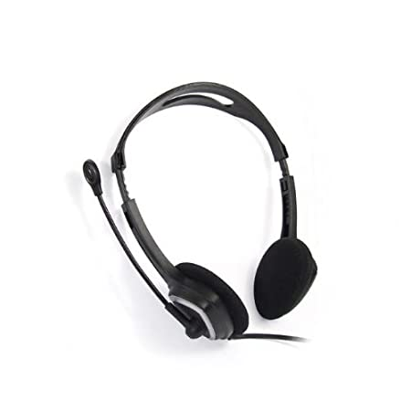 iMicro IM320 USB Headset with Microphone, 5-Pack