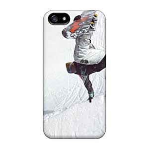 New Arrival Cases Covers With Xkl9887dNLG Design For Iphone 5/5s- Snowboarding Red Bull Free Style The Art Of Flight