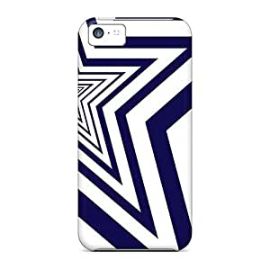 Hot Dallas Cowboys First Grade Tpu Phone Cases For Iphone 5c Cases Covers