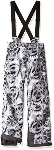 (Spyder Boys Propulsion Pants, Size 16, X-Ray Polar Print)