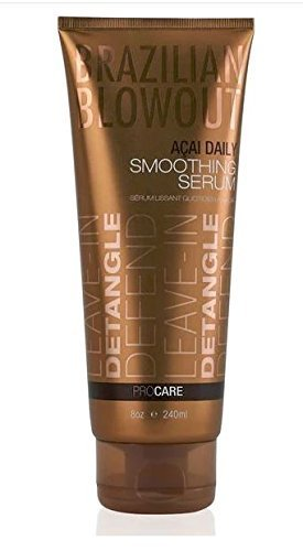 Brazilian Blowout Daily Smoothing Serum, 8 (Elite Hair Products)