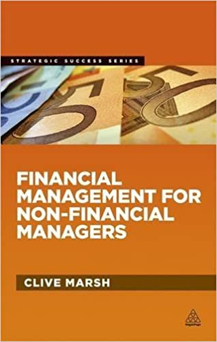 Book Financial Management for Non-Financial Managers (Strategic Success) by Marsh, Clive (2012)