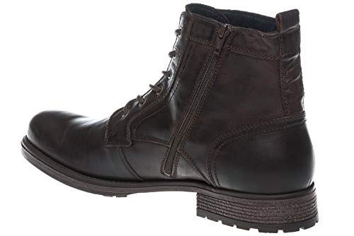Mustang Homme Boots Boots Mustang Marron Chelsea pwB6pqR
