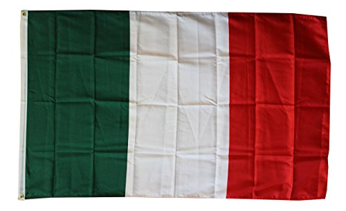 Italy - 3' x 5' Dura-PolyTM Polyester World Flag by Flagline