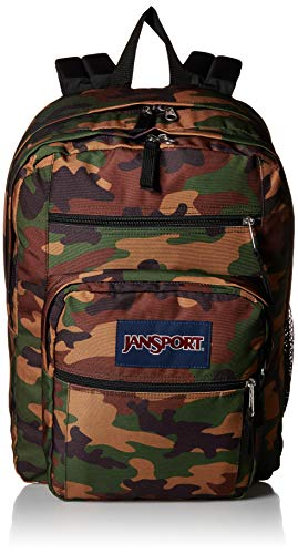 JanSport Big Student Backpack, Surplus Camo