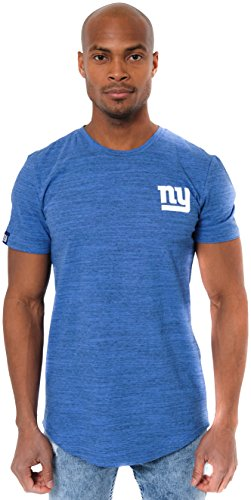 NFL New York Giants Men's T-Shirt Active Basic Space Dye Tee Shirt, Medium, Blue - Jersey Football Giants Ny