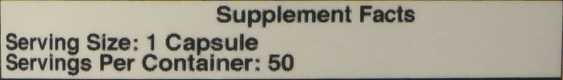 Uridine Monophosphate - Third Party Tested (Choline Enhancer, Beginner Nootropic) 300mg - 50 Capsules, Made in USA by Double Wood Supplements by Double Wood Supplements (Image #3)