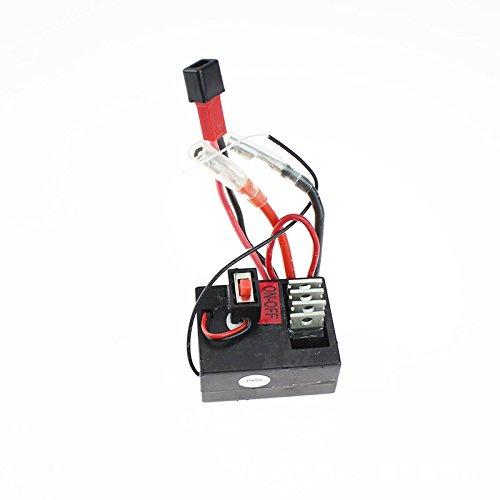 Price comparison product image SODIAL A949 A959 A969 A979 K929 1 / 18 RC Car Receiver ESC A949 56 Wltoys New A949-56