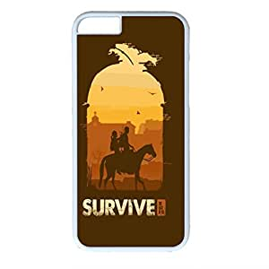 Custom hong hong case iPhone 6 Case, The Last of Us Hard Plastic Case for iPhone 6 Case