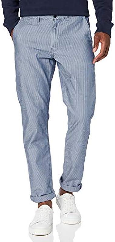 Lee Chino Straight jeansy męskie: Odzież